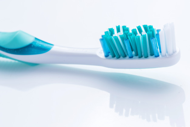 Use soft bristle Toothbrush