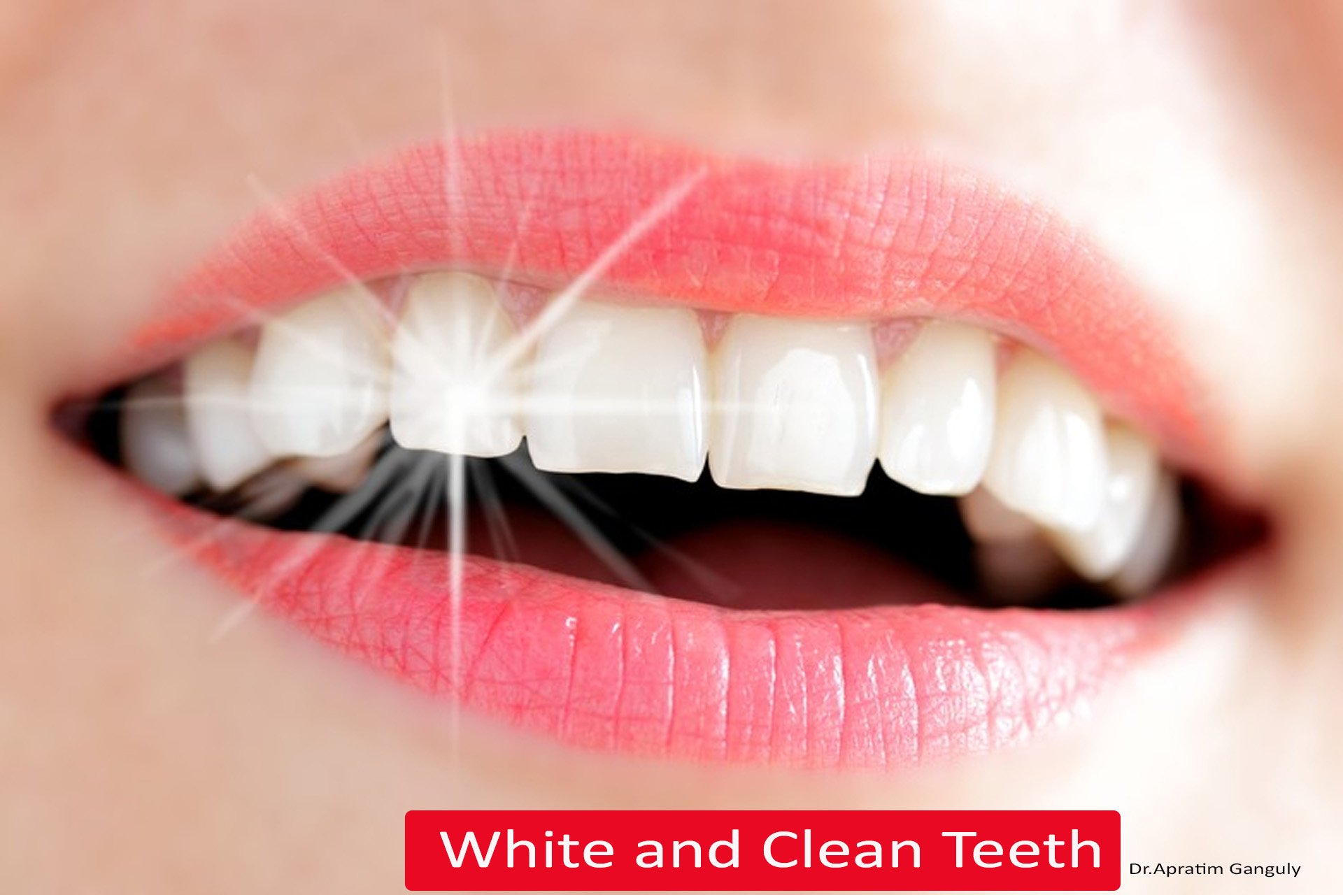 How to Have White and Clean Teeth?